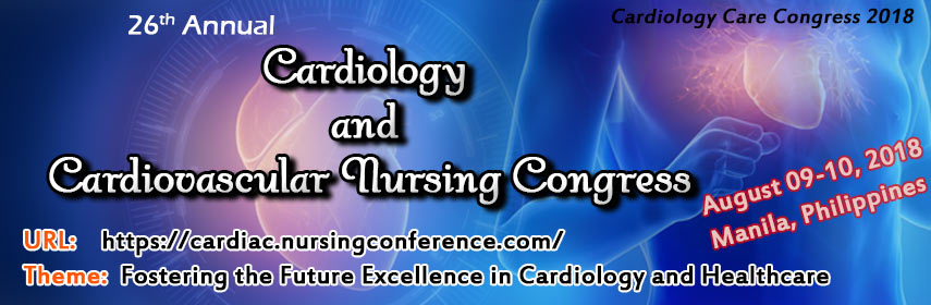 26th Annual Cardiology and Cardiovascular  Nursing Congress
