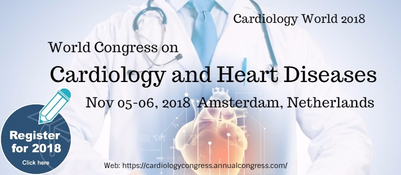 28thWorld Congress on  Cardiology and Heart Diseases