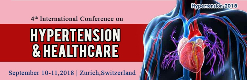 4th International Conference on Hypertension & Healthcare